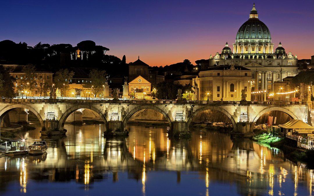 Que faire à Rome de nuit