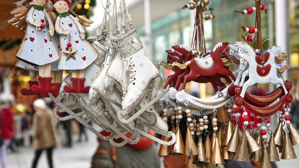 Les marchés de Noël à Rome