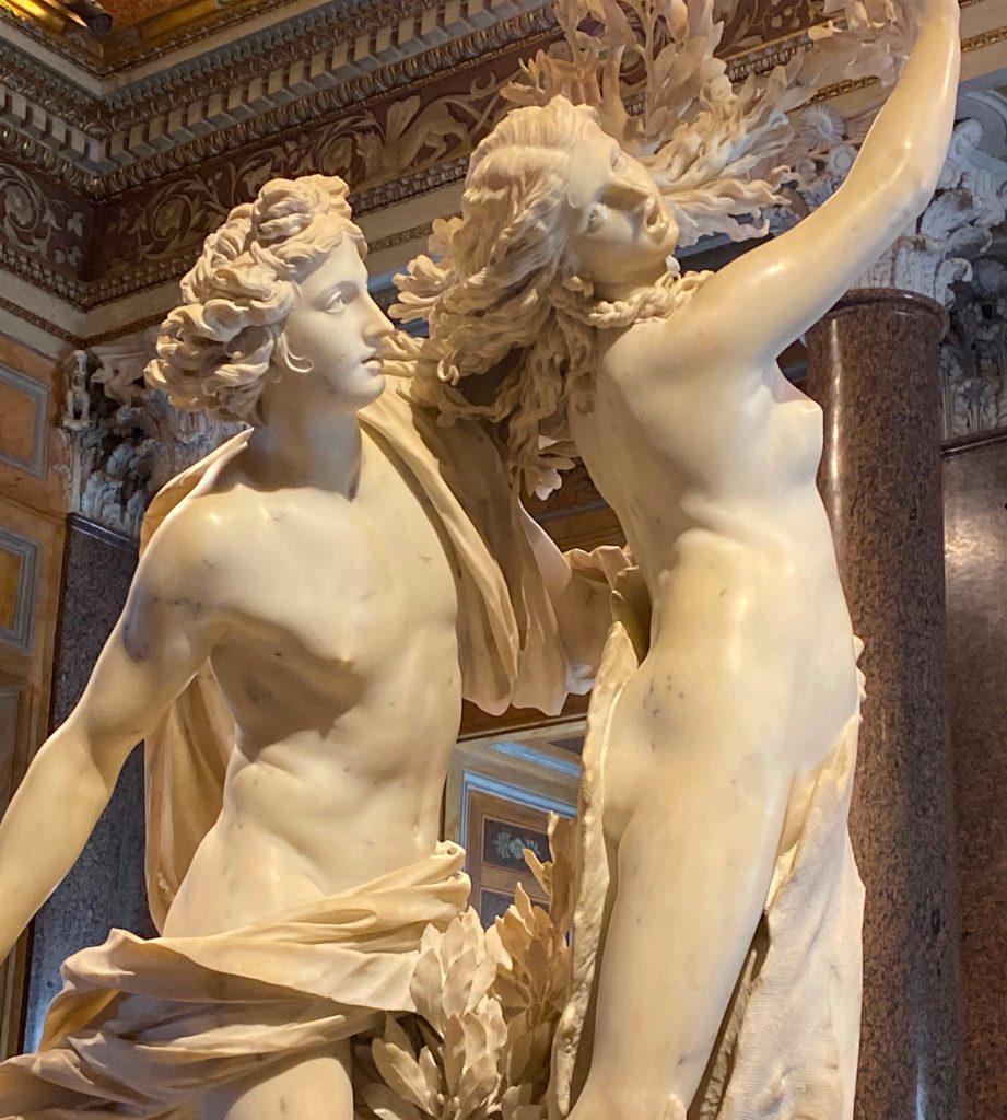 Apollo e Dafne- Galleria Borghese