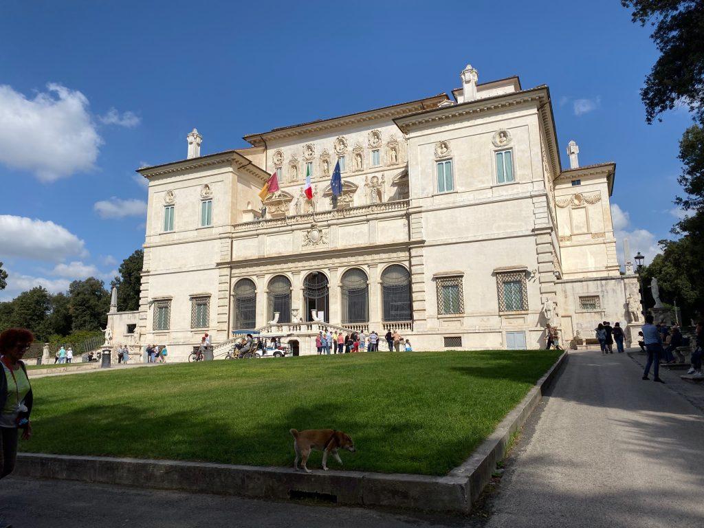 Galleria Borghese - Villa Borghese