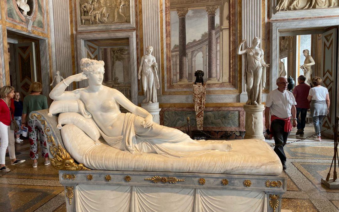 Le 3 opere più famose di Galleria Borghese a Roma