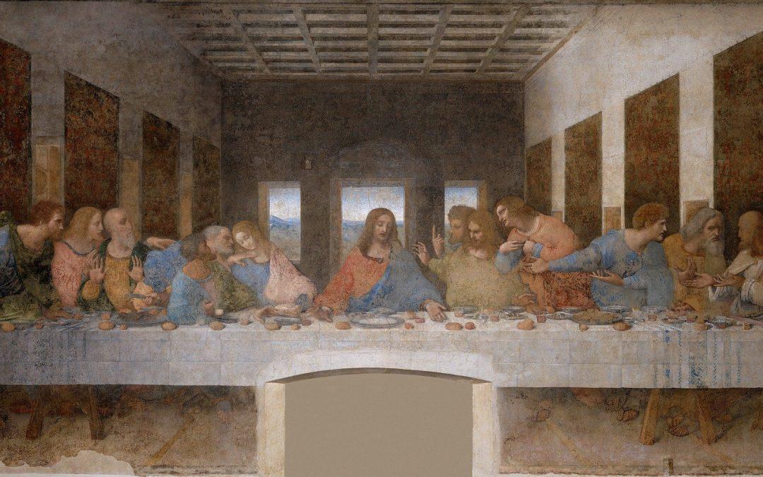 La Dernière Cène de Leonardo da Vinci à Milan