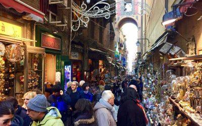L'art de la crèche à Naples: de San Gregorio à San Severo