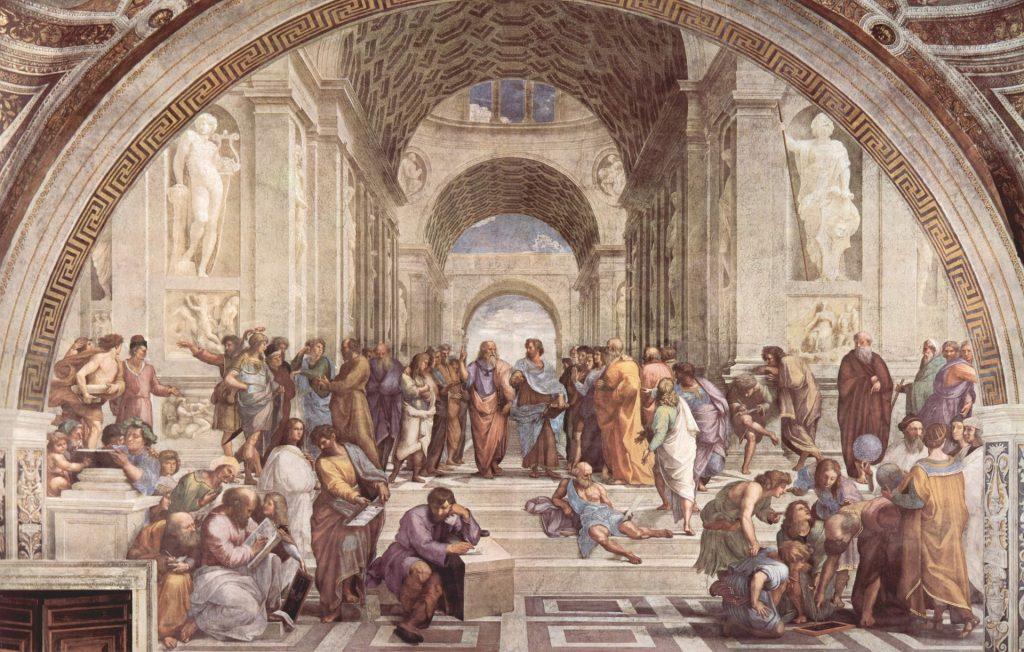 Raffaello à Rome