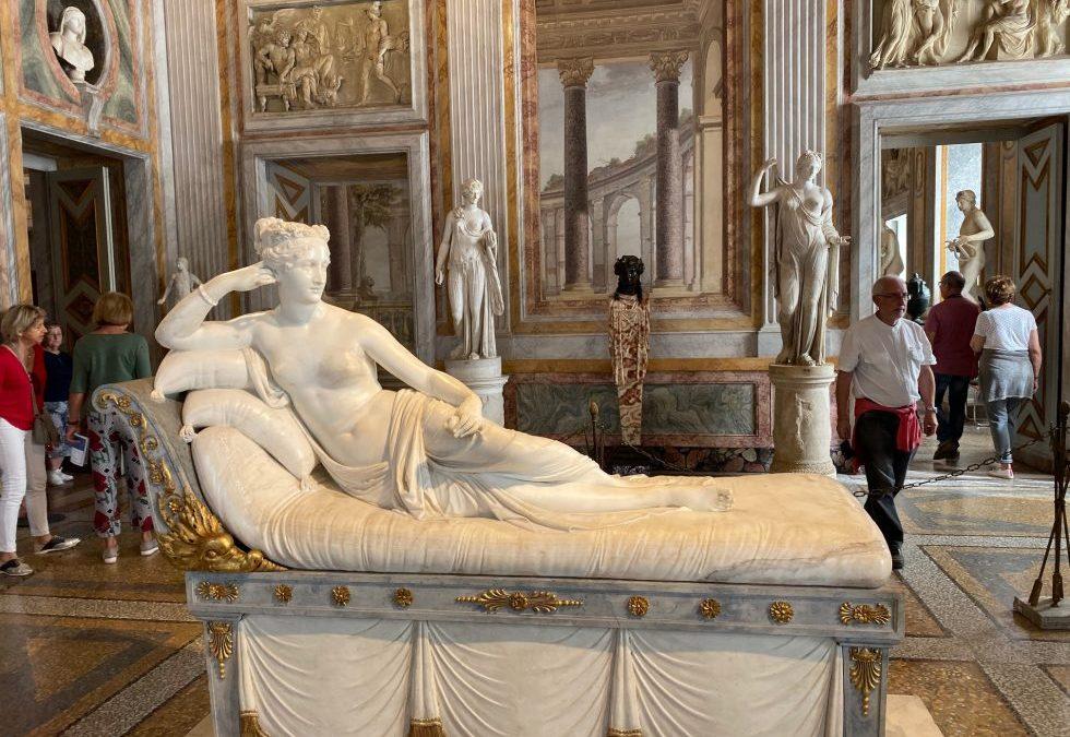 3 oeuvres à ne pas manquer à la Galerie Borghese