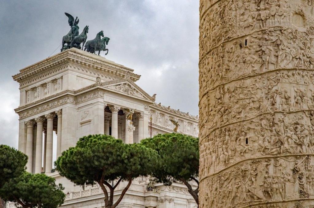 Foro di Traiano e Colonna Traiana