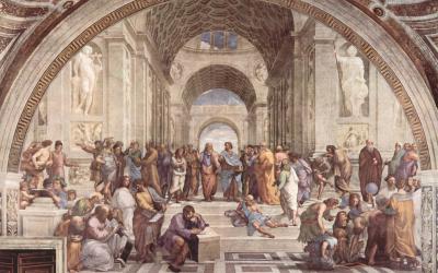Les Chambres de Raffaello au Vatican