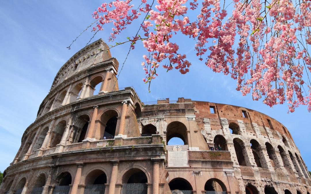 Pasqua 2020 a Roma