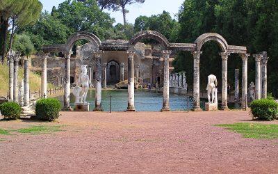 Un tour de la Villa d'Hadrien à Tivoli, dans la vie d'un empereur